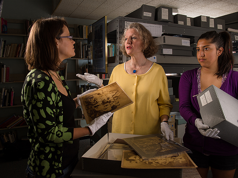 Gender and Archives Diversity Research Fellowship